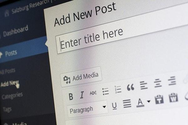 Wordpress Content Managment System